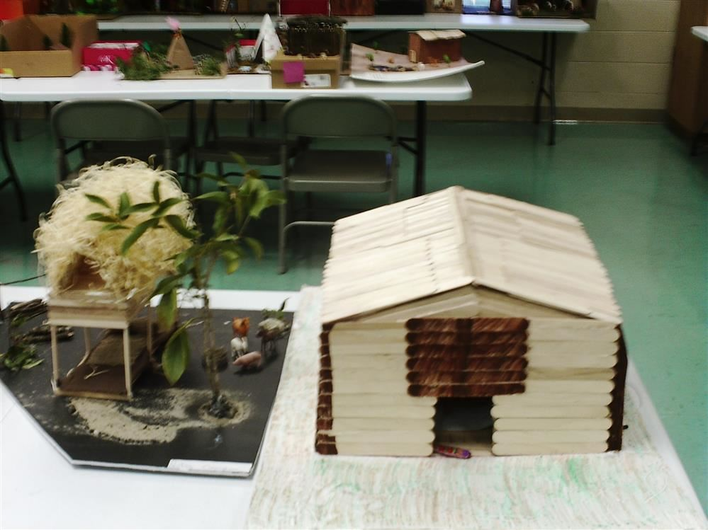 2nd Grade Native American Projects
