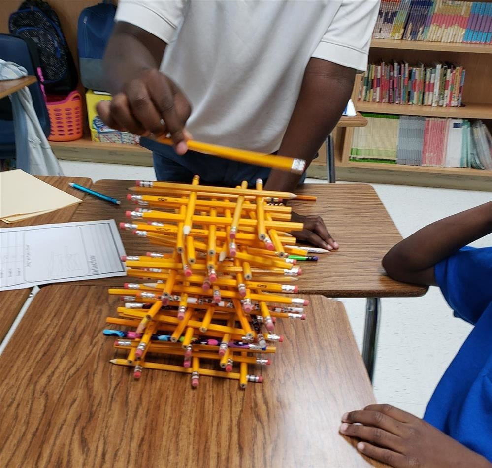 3rd Graders Use STEM
