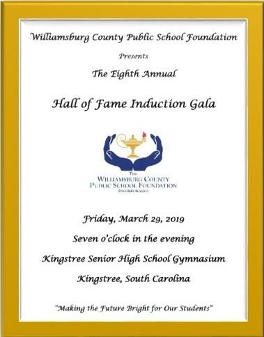 The Eighth Annual Hall of Fame Induction Gala