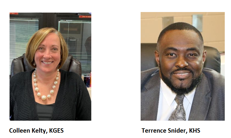 Williamsburg County School District Welcomes New Principals