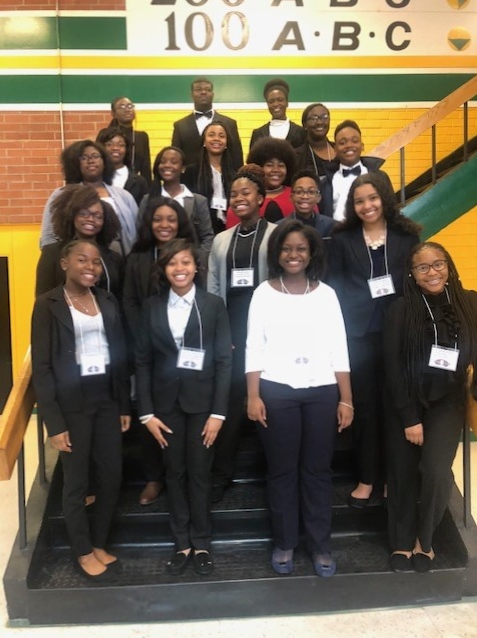 FBLA Excels at District Competition