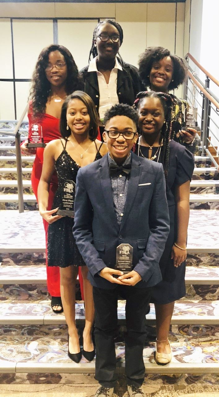 HHS FBLA State Winners Announced